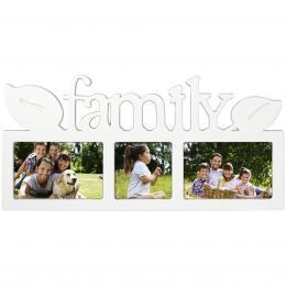 Hama portrétová galerie MONTREAL - Family, 2x 10x15cm 1x 10x10cm