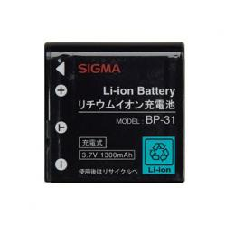 SIGMA Li-Ion akumulátor BP-31