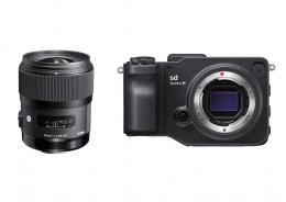 SIGMA SET - SD QUATTRO H digital camera   SIGMA 35/1.4 DG HSM ART