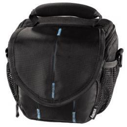 Hama Canberra 100 Colt Camera Bag, black/blue