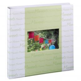 Hama album klasické LA VIDA 26x26 cm, 60 stran, zelené
