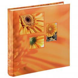 Hama album klasické SINGO 30x30 cm, 100 stran, oranžové