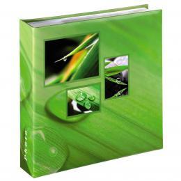 Hama album memo SINGO 10x15/200, zelené, popisové pole