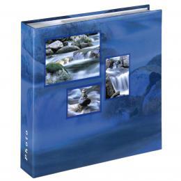 Hama album memo SINGO 10x15/200, modré, popisové pole