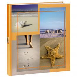Hama album klasické SEA SHELLS 29x32 cm, 60 stran, béžové
