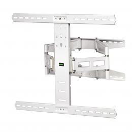 Hama nástìnný držák TV, pohyblivý, 700x500, 5 , bílá