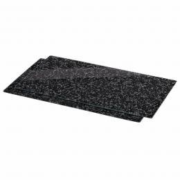 Xavax kuchyòské krájecí desky, 52x30 cm, 2 ks, design Granite