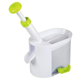 Xavax kuchyòská pomùcka pro odpeckování tøešní/oliv, bílá/zelená