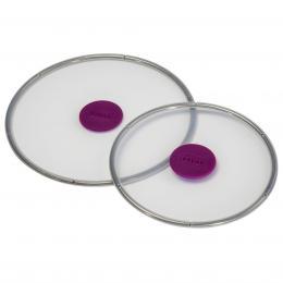 Xavax set silikonových krytù, 20 cm   24 cm, prùhledný