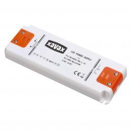 Xavax 30 W LED transformátor pro nízkonapì�ové LED žárovky