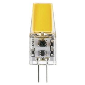 Xavax LED žárovka, G4, 260 lm (nahrazuje 26 W), Pin Base, stmívatelná, teplá bílá