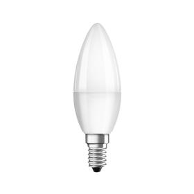 Xavax LED žárovka, E14, 470 lm (nahrazuje 40 W), svíèka, teplá bílá, 2 ks v krabièce
