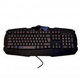 uRage gamingová klávesnice Illuminated, podsvícená