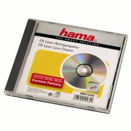 Hama èištìní laserového snímaèe CD pøehrávaèe, suchý proces