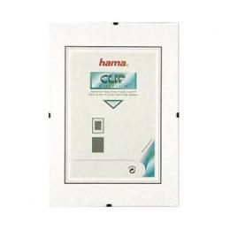 Hama clip-Fix, prùhledný plast, 70x100cm