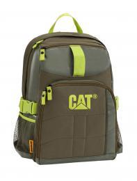 CAT batoh Millennial BRENT, zelený/limetka
