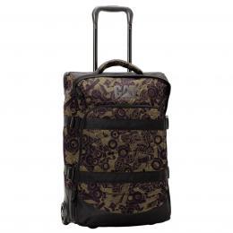CAT Douglas Millennial Trolley, cestovní taška, screw AOP èerno/žlutá
