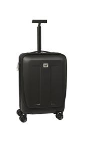 CAT business kufr ACCESS, 38 l, èerný, materiál ABS, kabinové zavazadlo