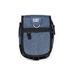 CAT MILLENIAL CLASSIC RONALD taška pøes rameno, džínovì modrá