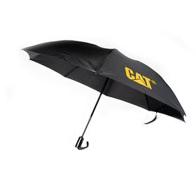 CAT plnì automatický skládací deštník, èerný