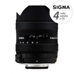 SIGMA 8-16/4.5-5.6 DC HSM Nikon