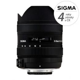 SIGMA 8-16/4.5-5.6 DC HSM Pentax