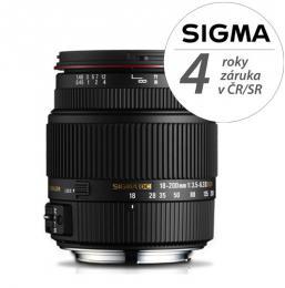 SIGMA 18-200/3.5-6.3 ll DC OS HSM F/SIGMA