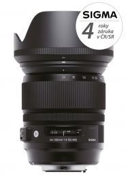 SIGMA 24-105mm F4 DG OS HSM Art pro Nikon F