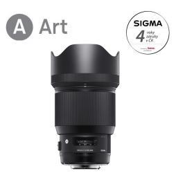 SIGMA 85/1.4 DG HSM ART Nikon