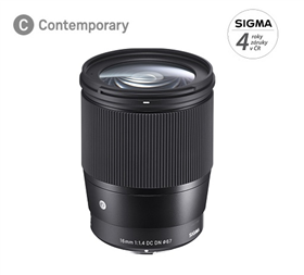 SIGMA 16/1.4 DC DN Contemporary SONY E-mount