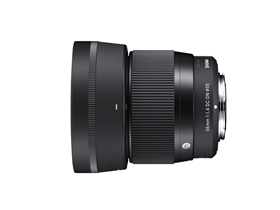 SIGMA 56mm F1.4 DC DN Contemporary pro MFT Olympus / Panasonic