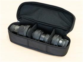 SIGMA LS-302S1A soft case - ochranný obal pro sadu objektivù 16/1.4, 30/1.4 a 56/1.4 DC DN