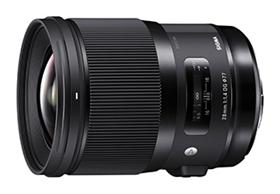 SIGMA 28mm F1.4 DG HSM Art pro Nikon F