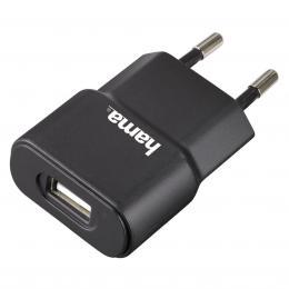 Hama sí�ová USB nabíjeèka, 5V/1A