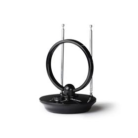 Hama aktivní pokojová DVB-T/T2 anténa, kruhová