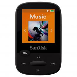 SanDisk MP3 Sansa Clip Sports 8 GB èerný