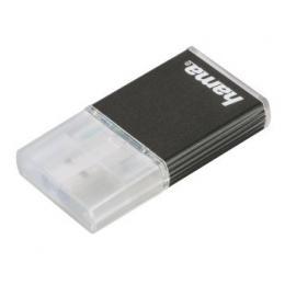 Hama �te�ka karet USB 3.0 UHS-II, SD/SDHC/SDXC, antracitov�