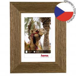 Hama rámeèek plastový KAIRO, dub, 40x50 cm