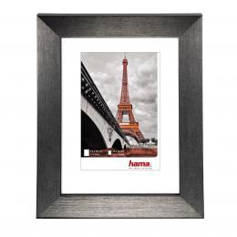 Hama rámeèek plastový PARIS, šedá, 10x15 cm