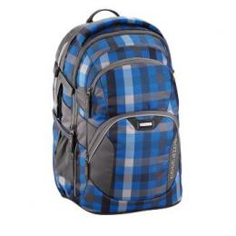 Školní batoh Coocazoo JobJobber2, Hip To Be Square Blue