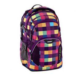 Školní batoh Coocazoo JobJobber 2, Melange A Trois Pink