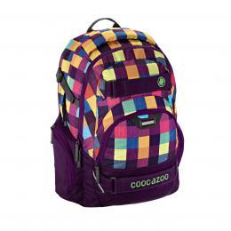 Školní batoh Coocazoo CarryLarry2, Melange A Trois Pink