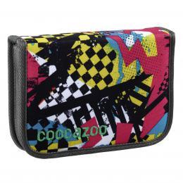 Penál CoocaZoo PenSam, Checkered Bolts