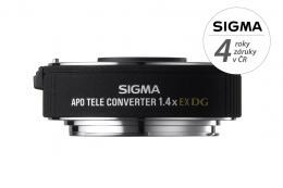SIGMA telekonvertor APO 1.4x EX DG Sony A Mount