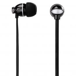 Thomson sluchátka s mikrofonem EAR3204, silikonové špunty, èerná