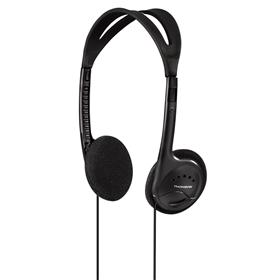 Thomson on-ear sluchátka HED1115, èerná