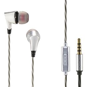 Thomson sluchátka s mikrofonem EAR3207, støíbrná