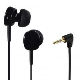 Thomson sluchátka EAR3056, silikonové špunty, èerná