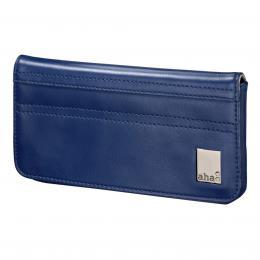 aha  pouzdro-penìženka na mobil, velikost XL, tmavì modré