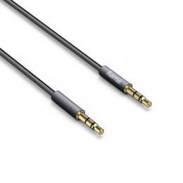 Hama audio kabel jack-jack Elite, kovový, 0,75 m